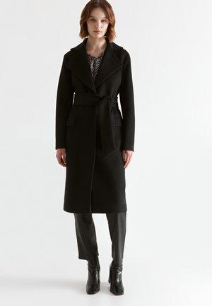 SILANA - Classic coat - black