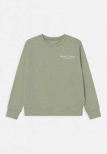 Sweatshirt - washed spearmint