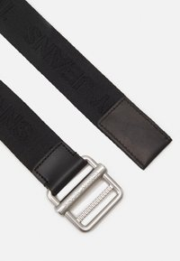 Tommy Jeans - ESSENTIAL BELT  - Belt - black - 1