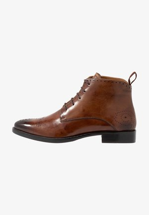 BETTY - Ankle boots - tobacco