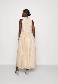 Selected Femme - SLFDOSKY MAXI DRESS  - Cocktail dress / Party dress - white - 2