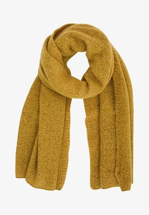 Scarf - golden apricot