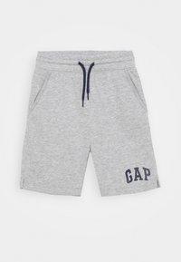 GAP - TODDLER BOY - Shorts - light grey heather - 0