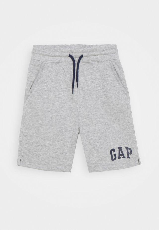 TODDLER BOY - Shorts - light grey heather
