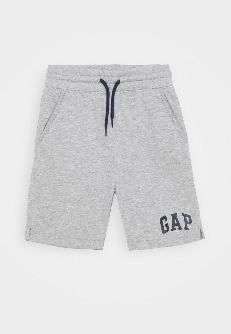 GAP - TODDLER BOY - Shorts - light grey heather