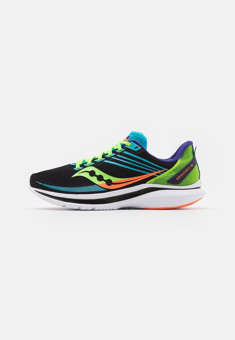 Saucony - KINVARA 12 - Neutral running shoes - future black