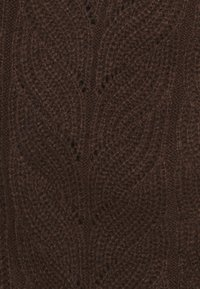Object - OBJNOVA STELLA - Kardigan - chicory coffee/melange - 2