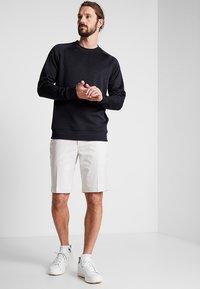 Nike Golf - DRY CREW SWEATER - Club wear - black - 1