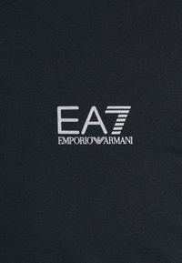 EA7 Emporio Armani - Hoodie - dark blue/silver - 7