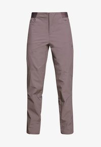 Mammut - MASSONE  - Outdoor trousers - shark - 5