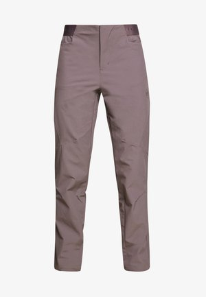MASSONE  - Outdoor trousers - shark