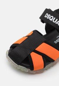 Dsquared2 - UNISEX - Sandály - orange/khaki - 5