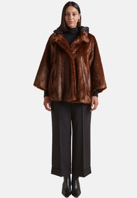 Elena Mirò - Winter jacket - marrone - 1