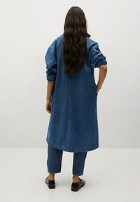 Mango - Trenchcoat - middenblauw - 2