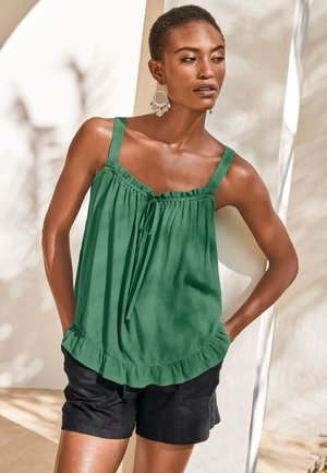 Blouse - teal