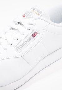 Reebok Classic - PRINCESS - Sneakersy niskie - white - 6