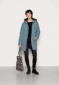 Noisy May - DALCON LONG JACKET - Winter coat - trooper - 1