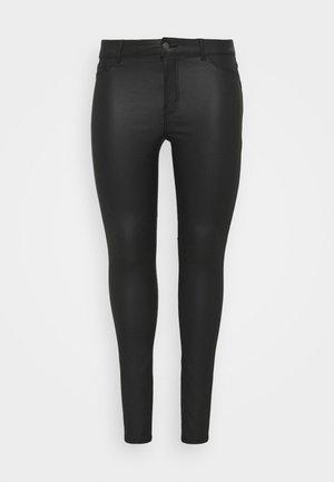 PCSHAPE  - Trousers - black