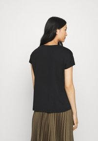Anna Field - T-shirt imprimé - black - 2