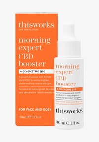 this works - MORNING EXPERT CBD BOOSTER + CO-ENZYME Q10 - Face cream - - - 0