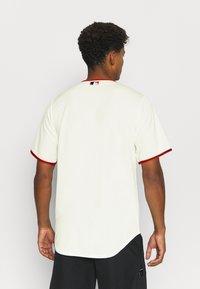 Nike Performance - MLB SAN FRANCISCO GIANTS OFFICIAL REPLICA HOME - Klubové oblečení - pro cream - 2