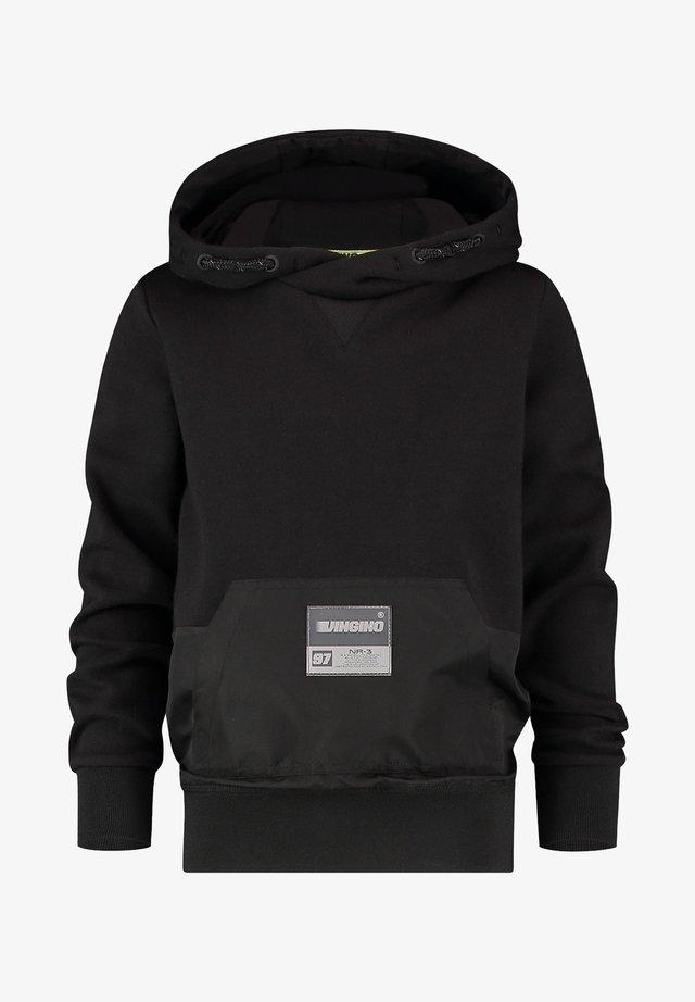 NORD - Hoodie - deep black
