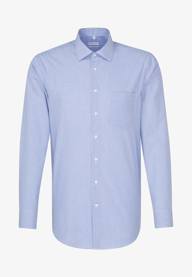 Seidensticker - REGULAR FIT - Shirt - blue