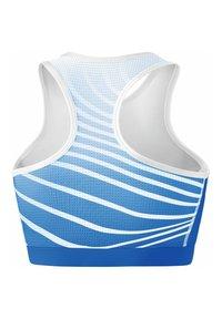 Erima - BRA DAMEN - Sport BH - blue - 1
