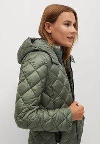 Mango - BLANDIN - Winter jacket - grün - 3