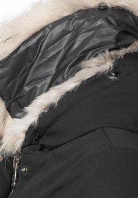 Navahoo - CRISTAL - Winter coat - black - 5