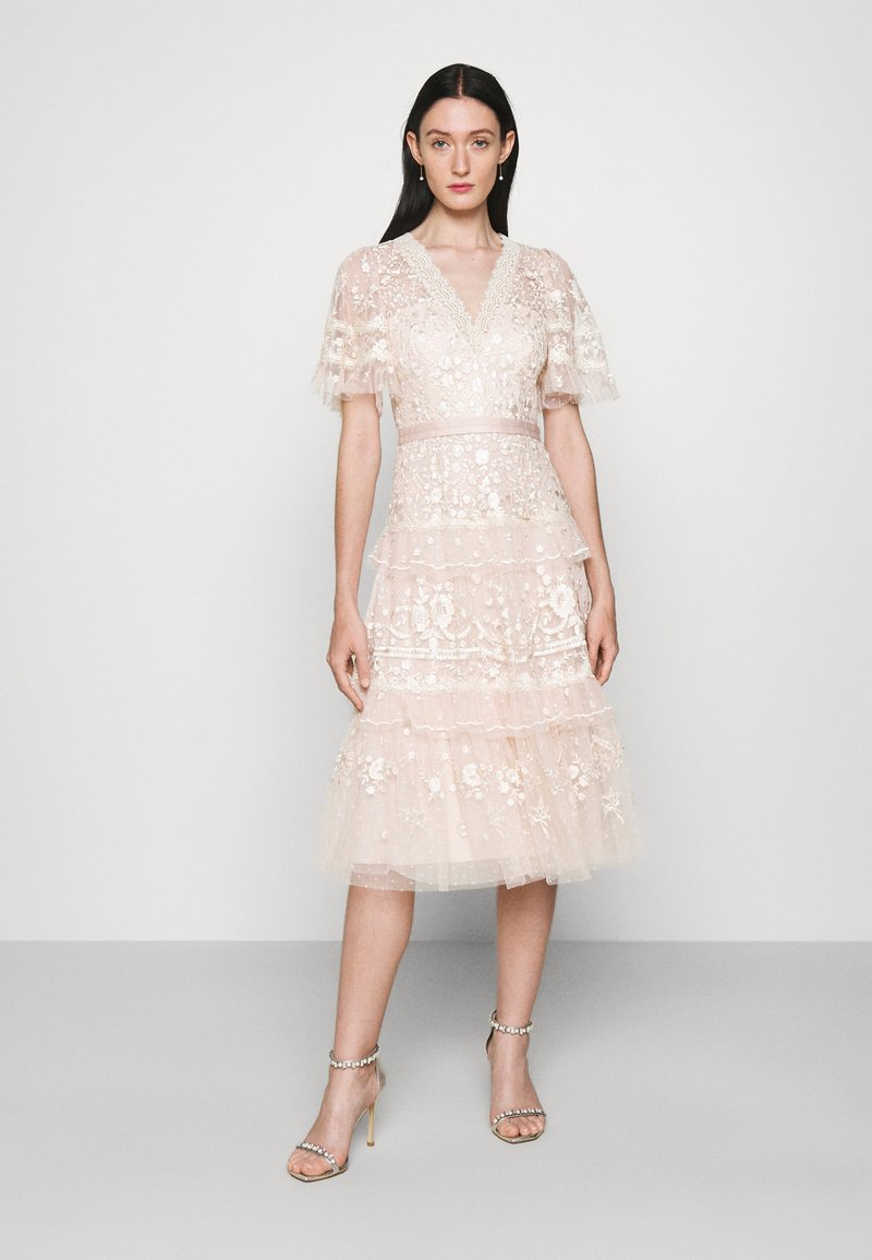 Needle & Thread - FRANCINE DRESS - Occasion wear - strawberry icing