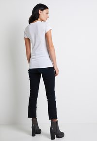 G-Star - EYBEN SLIM - Basic T-shirt - white - 3