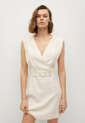 Shift dress - crudo