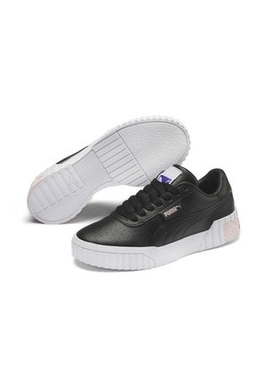 CALI YOUTH - Trainers - black/rosewater/purple