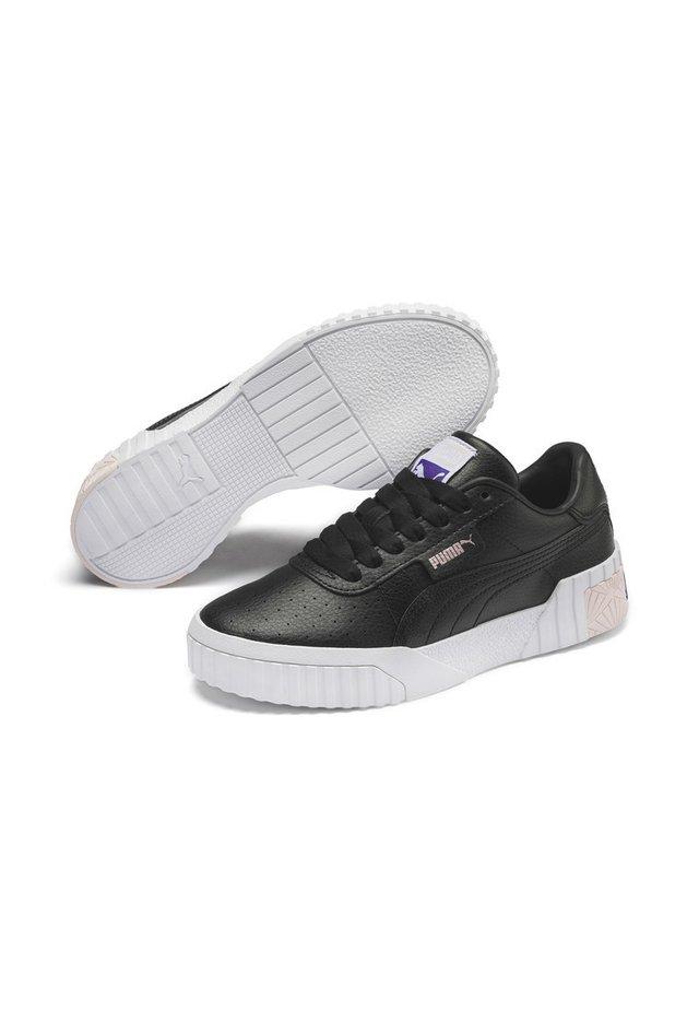 CALI YOUTH - Sneakers basse - black/rosewater/purple