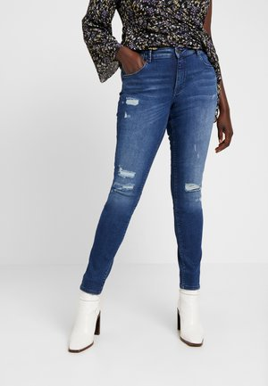CARJACK - Jeans Skinny Fit - dark blue denim
