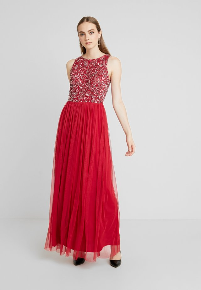 BEATRICE - Robe de cocktail - fiery red