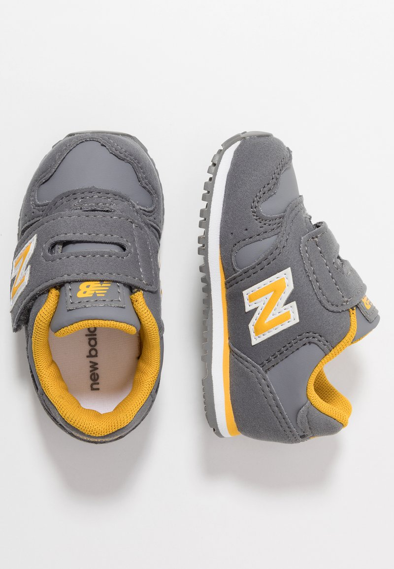 New Balance - IV373CC - Trainers - grey/yellow