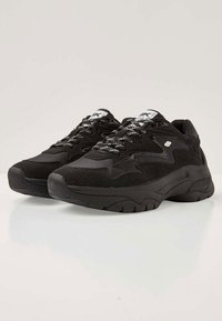 British Knights - GALAXY  - Sneakers laag - black - 3