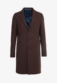 PS Paul Smith - OVERCOAT - Płaszcz wełniany /Płaszcz klasyczny - brown - 5