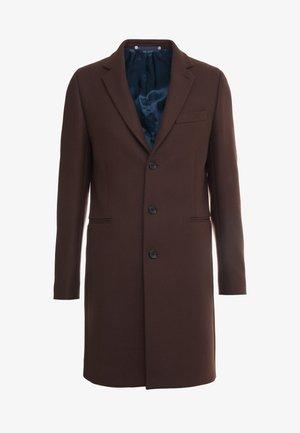 OVERCOAT - Zimní kabát - brown