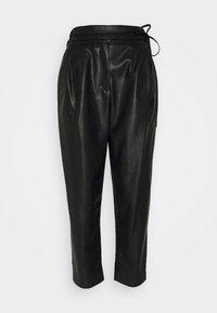 RAPITO PANTALONE - Trousers - black