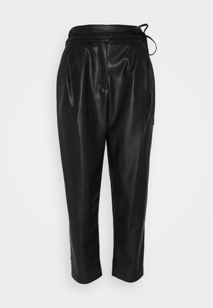 RAPITO PANTALONE - Trousers - black