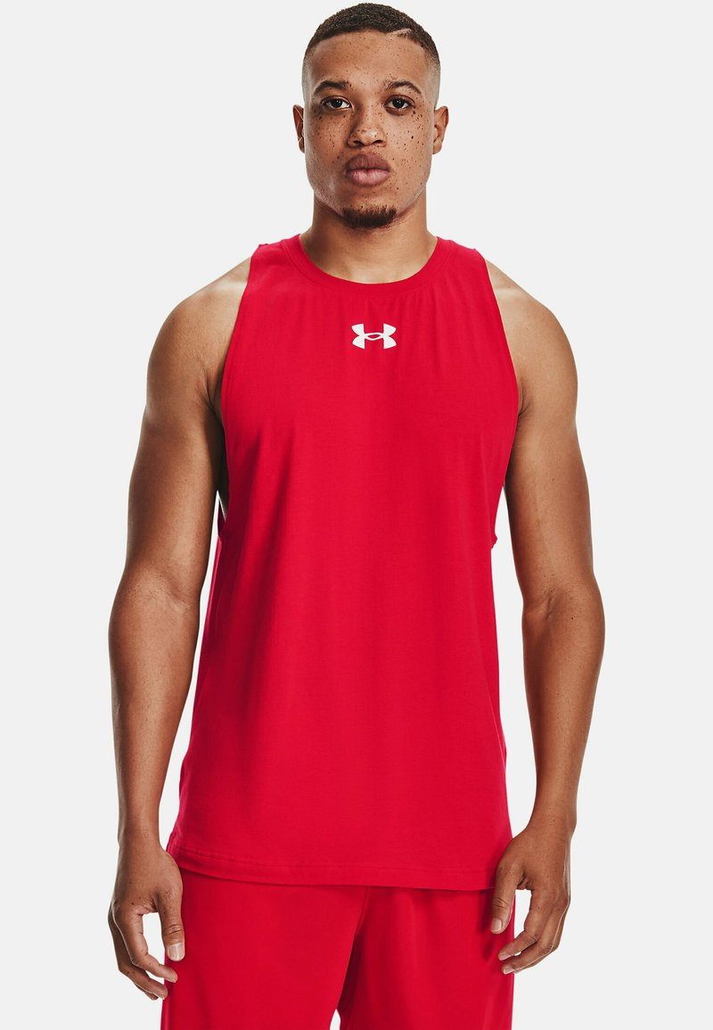 Under Armour - Top - red