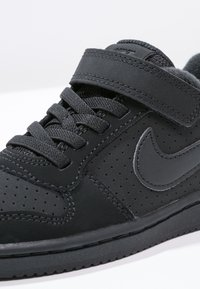Nike Sportswear - COURT BOROUGH - Trainers - black - 5