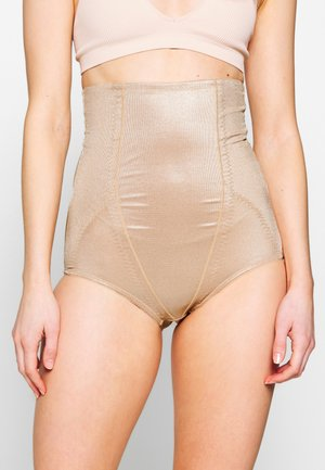 HOURGLASS FIRM CONTROL HIGH WAIST BRIEF - Stahovací prádlo - caramel
