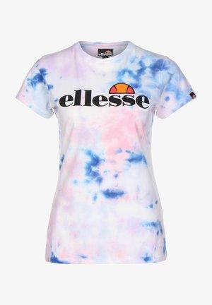 HAYES - Print T-shirt - tie dye