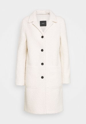 VIEVE - Classic coat - cloudy cream