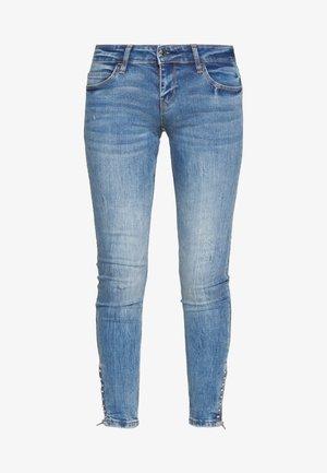 MARILYN 3 ZIP - Skinny džíny - bayshore