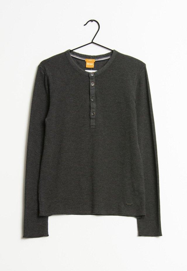 T-shirt à manches longues - gray